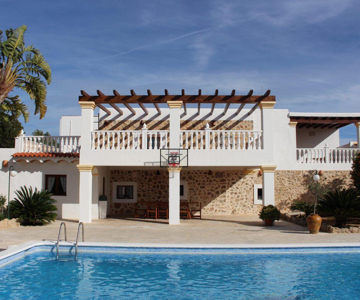 Villa Can Rock alquiler en Ibiza
