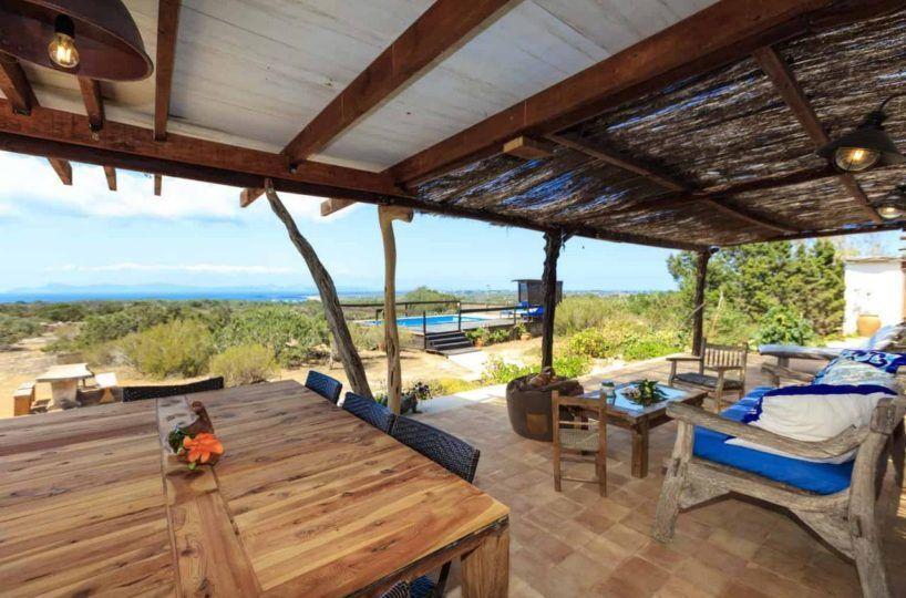 Villa Moon Formentera - Villas in Ibiza