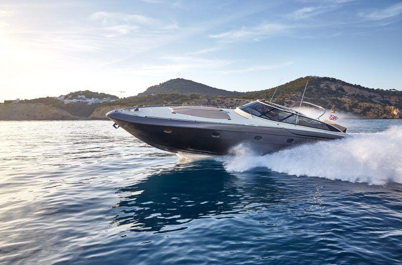 ibiza boat hire Baia Aqua 54