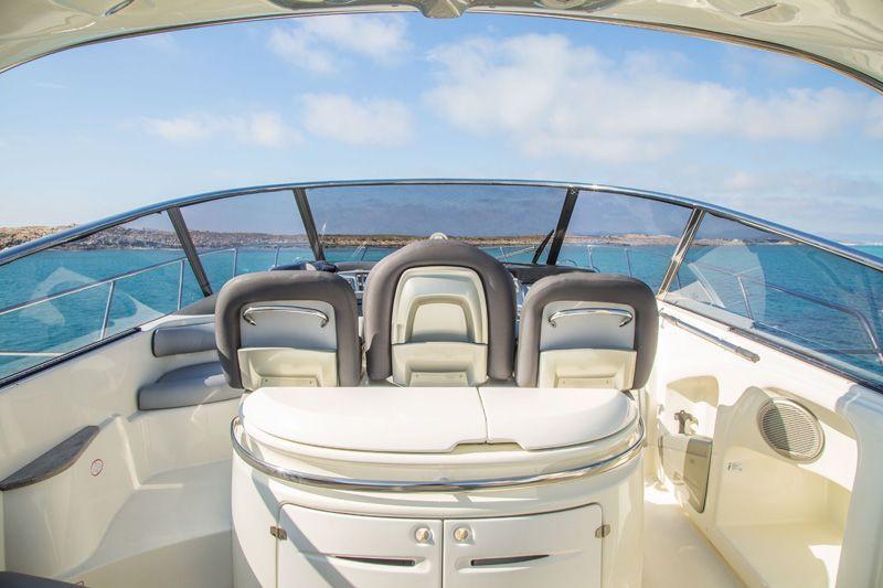 Boat for rent Cranchi 47 Ibiza