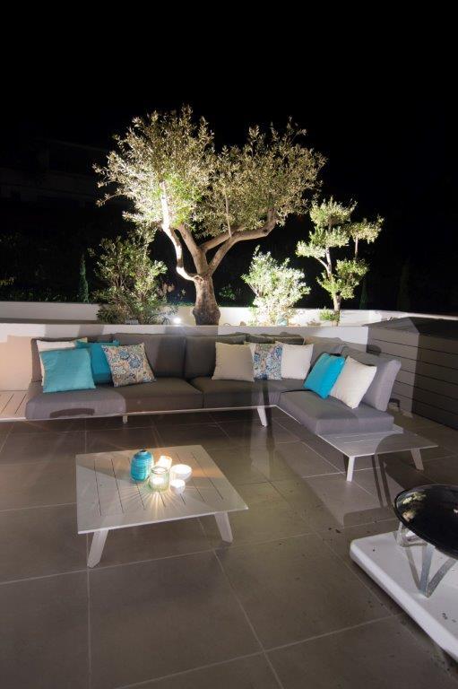 terrace townhouse duplex rock llisa Ibiza