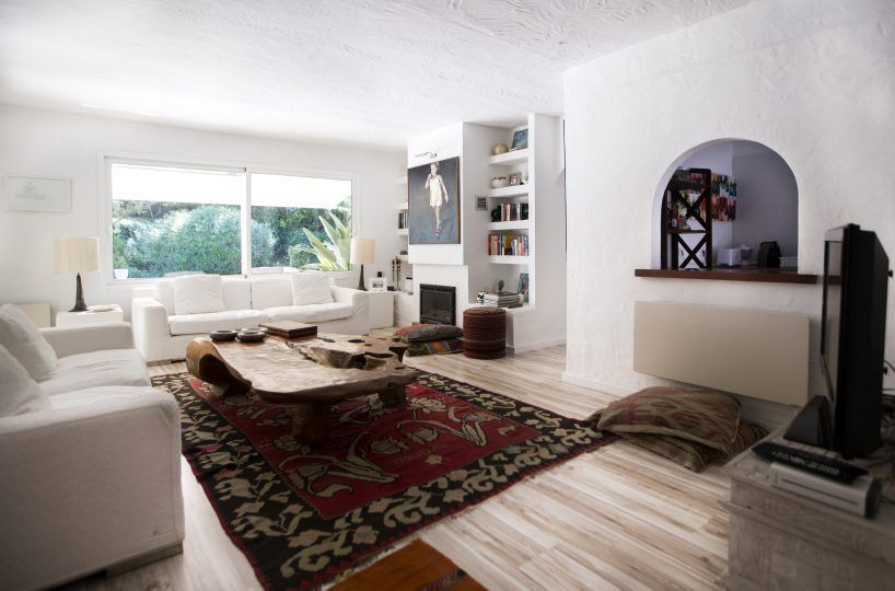 villas in Ibiza for rent Casa Devora