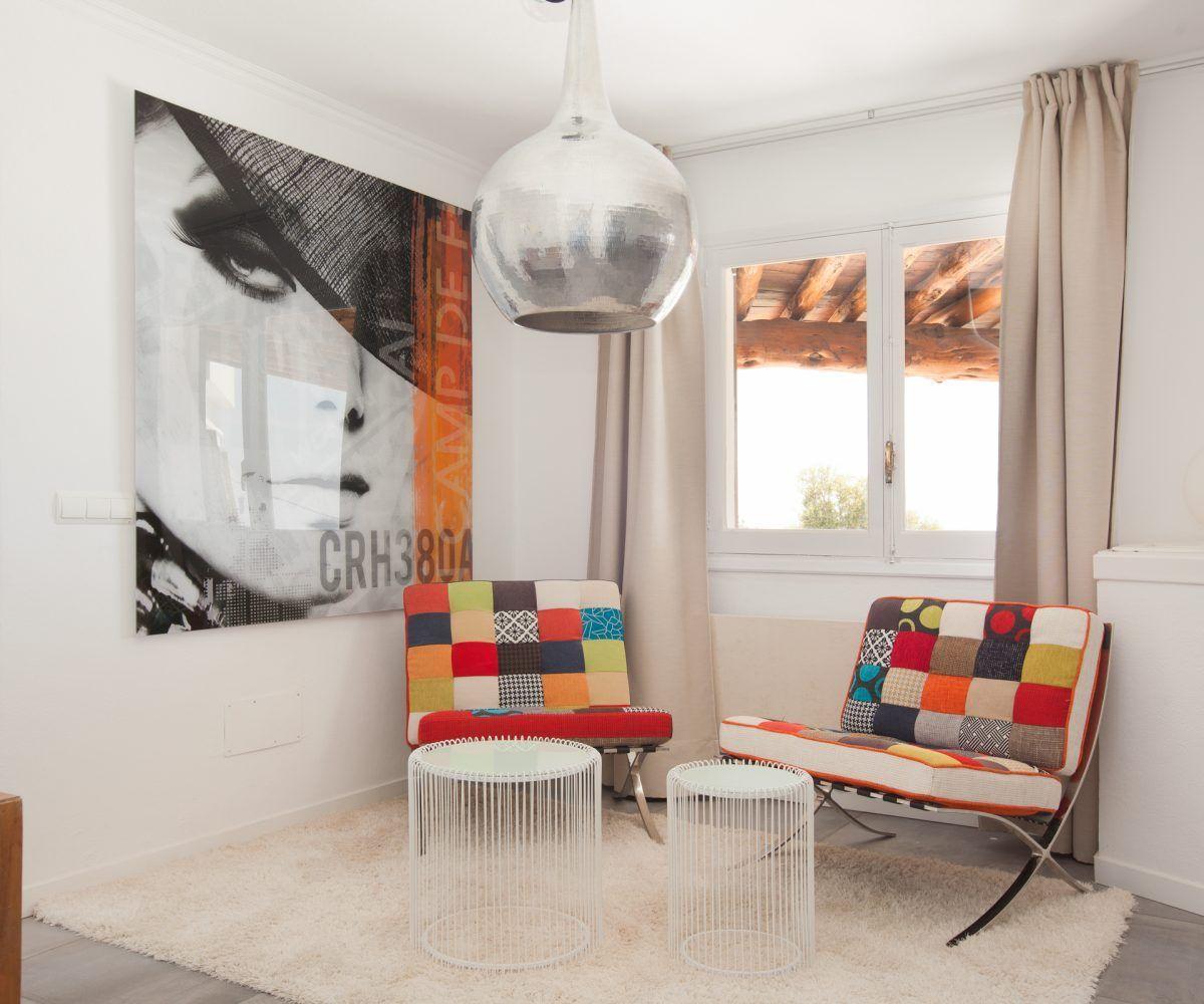 room villa in ibiza