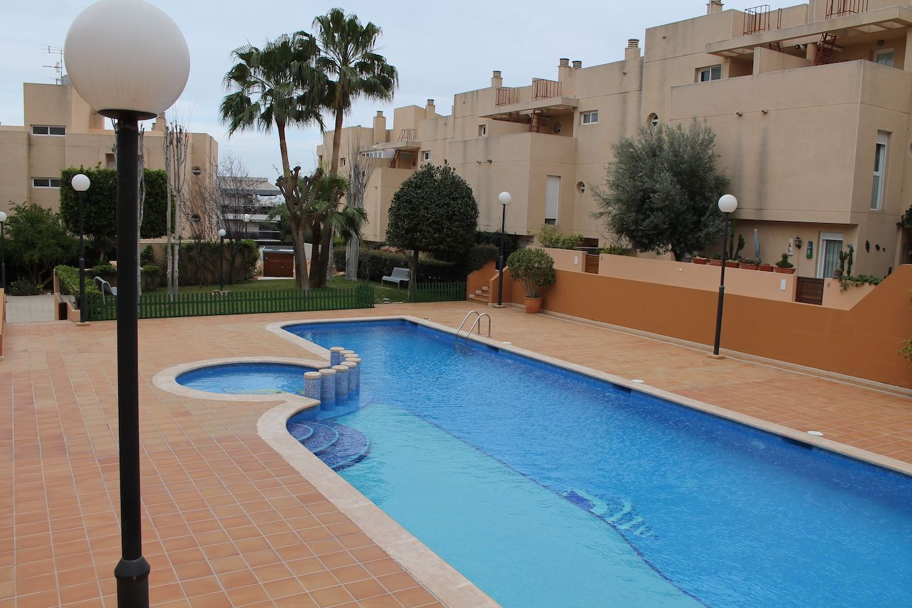 Duplex en Ibiza
