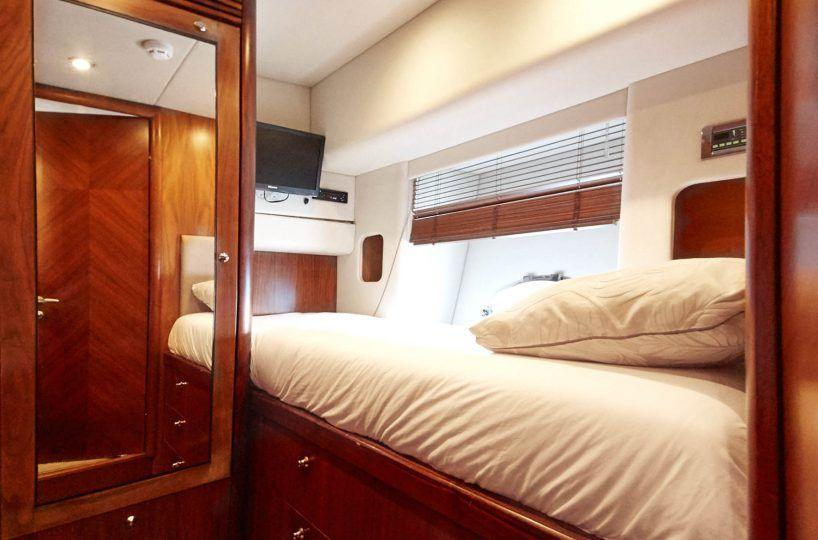 Predator 82 | Ibiza yatch charter