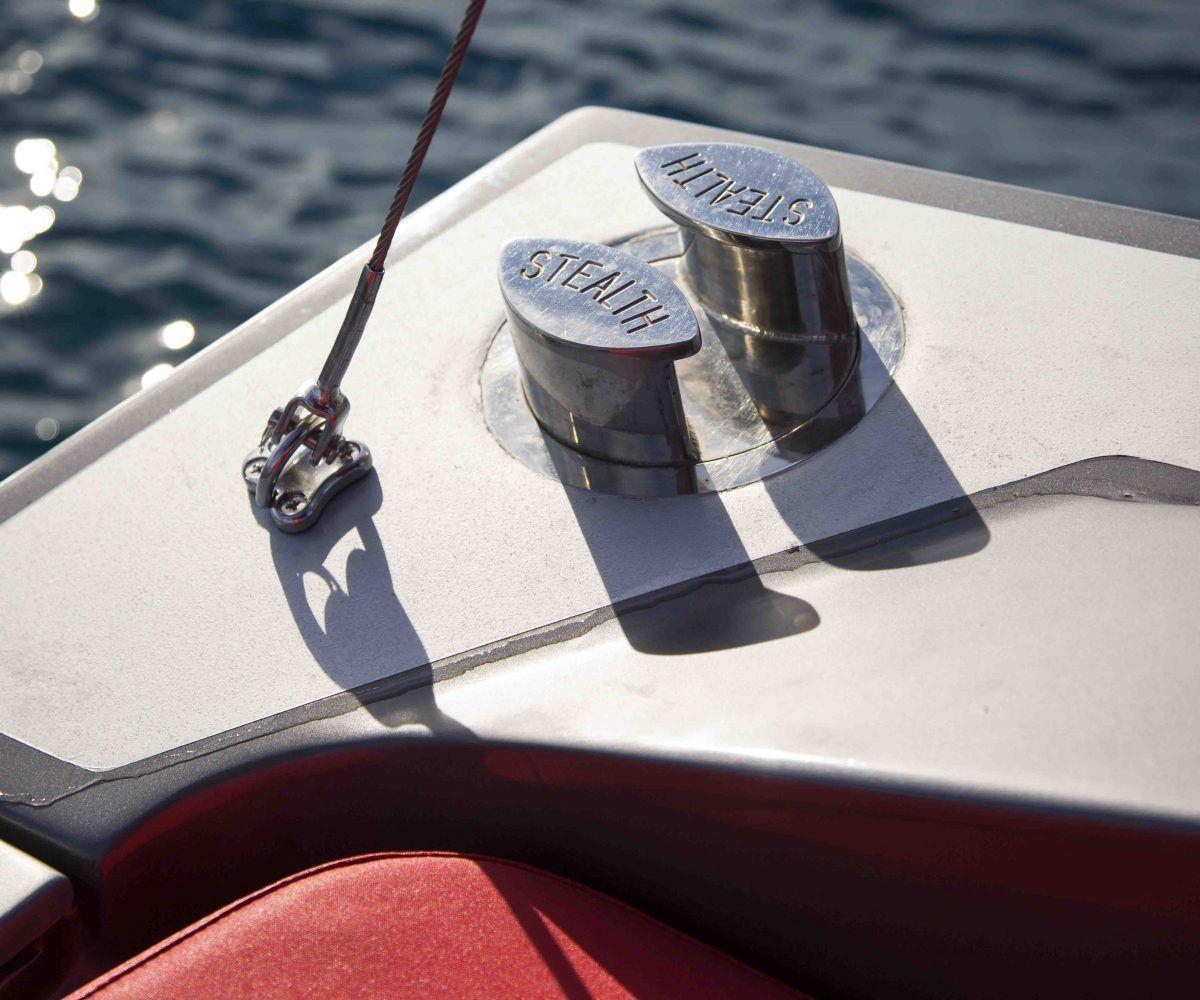 ibiza boat hire Stealth 50