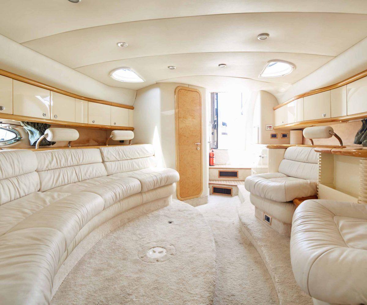 ibiza boat hire Sunseeker Superhawk 48