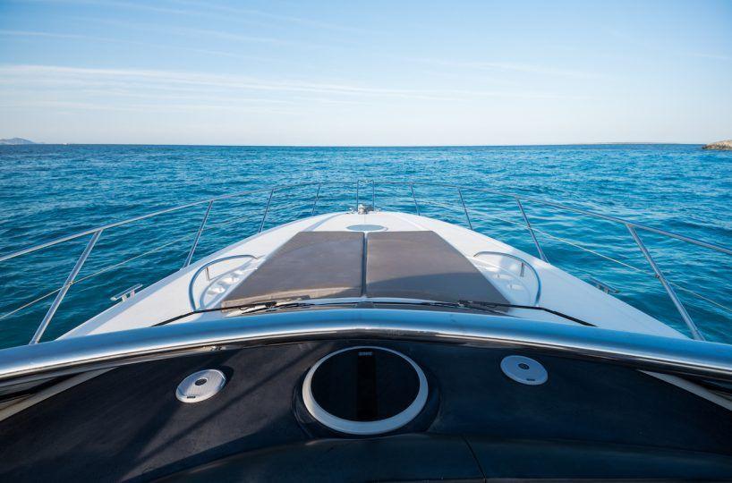 ibiza boat hire Camargue 50