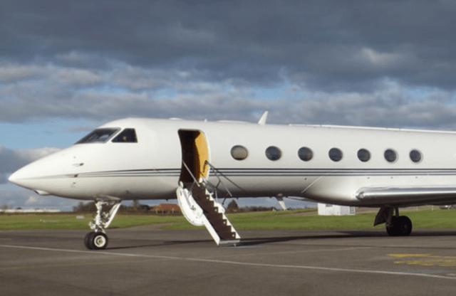 private-jet2 Private Jet Charter