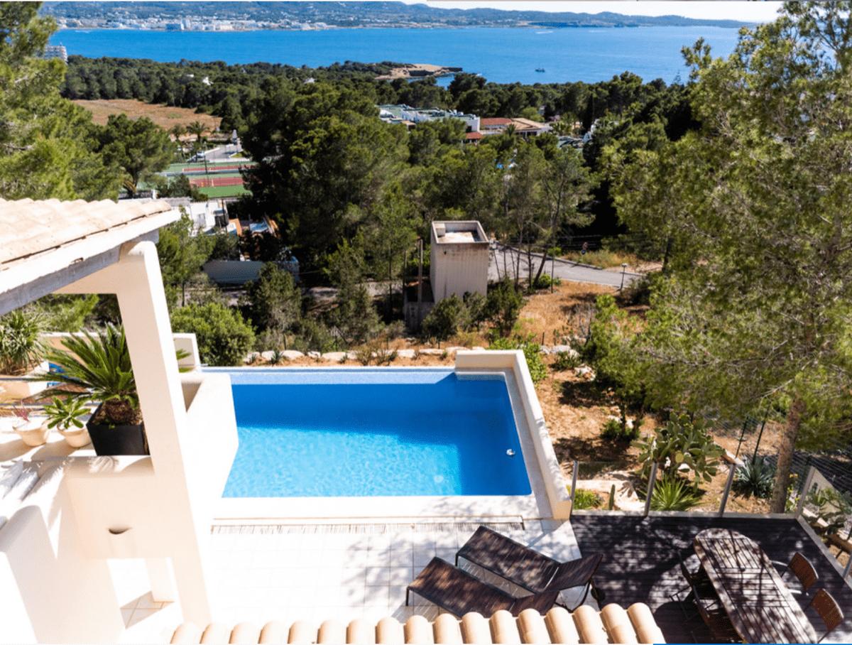Villa Elmosino Cala Salada   Ibiza